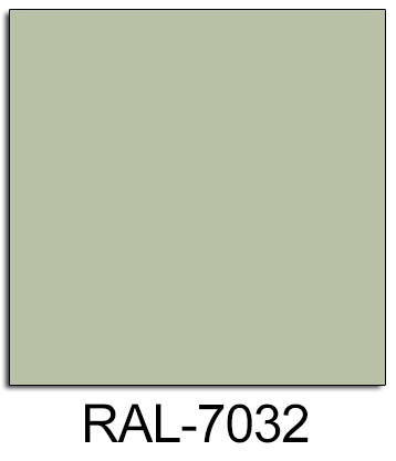 Ral 7032